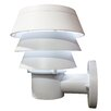 Gama Sonic Triple Tier 9 Light Outdoor LED Wall Sconce