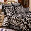 Home Fashions International Chawagga 8 Piece Queen Comforter Set