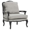 Wholesale Interiors Baxton Studio Antoinette Classic Antiqued French Arm Chair