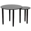 <strong>Wholesale Interiors</strong> Trevino 2 Piece Nesting Tables