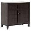 Wholesale Interiors Baxton Studio Glidden Wood Modern Shoe Cabinet