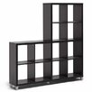 Wholesale Interiors Baxton Studio Sunna Modern Cube Shelving Unit