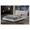 Wholesale Interiors Baxton Studio Panchal Modern Platform Bed