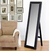 <strong>Wholesale Interiors</strong> Baxton Studio McLean Modern Mirror with Built in Stand