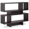 "Wholesale Interiors Baxton Studio Cassidy 35.25"" Contemporary Bookcase"