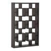 "Wholesale Interiors Baxton Studio Eyer Contemporary 40.2"" Bookcase"
