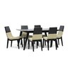 <strong>Wholesale Interiors</strong> Baxton Studio Prezna 7 Piece Dining Set