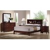 <strong>Wholesale Interiors</strong> Baxton Studio Montana King Bedroom Collection