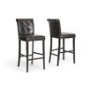 "<strong>Wholesale Interiors</strong> Baxton Studio Torrington 30"" Bar Stool (Set of 2)"
