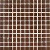 Giorbello Cristezza Select Glass Tile in Milk Chocolate