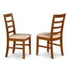 <strong>Wooden Importers</strong> Parfait Side Chair