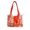 Divine Designs Khambadia Patchwork Tote Bag