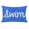 Oliver Gal Swim Dots Pillow