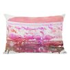 Oliver Gal The Gamorous Feathers Pillow