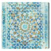 Oliver Gal Incense Mandala Graphic Art on Canvas