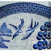 Oliver Gal China Birds Graphic Art on Canvas