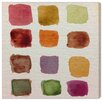 Oliver Gal Fall Palette Painting Print on Canvas