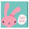 Oliver Gal Cutie Pie by Olivia's Easel Canvas Art