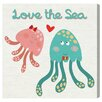 "Oliver Gal ""Love the Sea"" by Olivia's Easel Canvas Art"