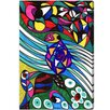 Oliver Gal Everglades Graphic Art on Canvas