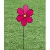 Evergreen Flag & Garden Flower LED Yard Spinner