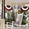 Evergreen Flag & Garden Patriotic Bunting