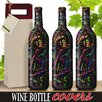 <strong>Kimco Products</strong> Celebration Wine Bottle Cover (Set of 3)