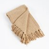 <strong>Shimmering Design Throw</strong> by Saro