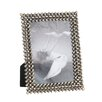 Saro Jeweled Antique Design Picture Frame