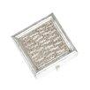 Saro Jeweled Decorative Box