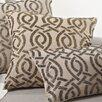 Saro Beaded Pillow