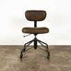 Nuevo Rand Mid-Back Leather Task Chair