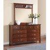 Michael Ashton Design Midtown 10 Drawer Dresser