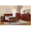 Michael Ashton Design Mission Slat Bedroom Collection