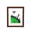 """<strong>Trademark Fine Art</strong> """"Granny Splash II"""" by Roderick Stevens Framed Photographic Print"""