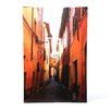 Trademark Fine Art 'Campo de' Fiori Alley' by Kathy Yates Photographic Print on Canvas