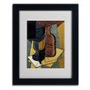 <strong>'Abstract I' Matted Framed Art</strong> by Trademark Fine Art