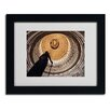 <strong>Trademark Fine Art</strong> Gregory O'Hanlon 'US Capitol Rotunda' Matted Framed Art
