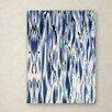 Trademark Fine Art Gregory O'hanlon 'Wavelets' Canvas Art