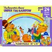 <strong>New York Puzzle Company</strong> Berenstain Bears Under the Rainbow 24-Piece Floor Puzzle
