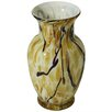 <strong>Yellow Meek Designers Vase</strong> by Entrada