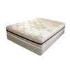 "<strong>Imperial Plush Flare 11.5"" Gel Memory Foam Mattress</strong> by Laura Ashley Home"