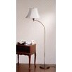 Josephine Floor Lamp with Bell Shade