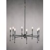 <strong>Laura Ashley Home</strong> State Street 8 Light Chandelier