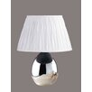 "<strong>Laura Ashley Home</strong> Tierney 18"" H Table Lamp with Classic Pleat Shade"