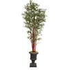 <strong>Laura Ashley Home</strong> Tall Harvest Bamboo Tree in Urn