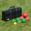 Lion Sports 107 MM Tournament Resin Bocce Set