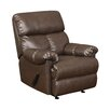 Dorel Faux Leather Padded Recliner