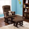 Dorel Asia Rocker Glider and Ottoman