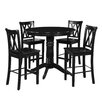 <strong>5 Piece Counter Height Pub Set I</strong> by Dorel Asia